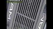 Amg V12 мотор - 3d анимация