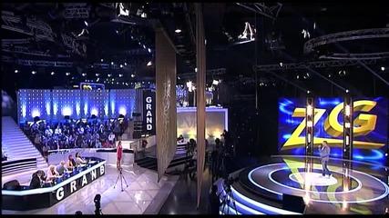 Nenad Kostov - Lesce - Zar ti - (Live) - ZG 2 krug 2013 14 - 22.02.2014. EM 20.