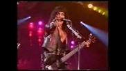 Kiss - Animalize Tour - 1984 - Heaven`s On Fire
