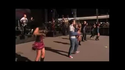 rbd - camino al sol - official video clip ` lilchy