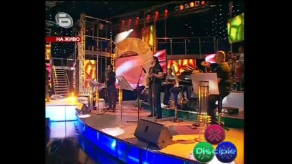 Music Idol 2 Стоян Мой Aнгеле Песен на Сашо Роман Голям Концерт Поп-Фолк 31.03.2008 High-Quality