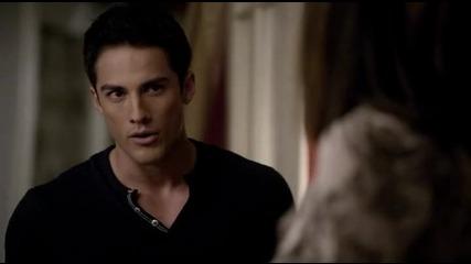 The Vampire Diaries So2 E6 Bg audio / Дневниците на вампира Сезон 2, епизод 6, Бг аудио /4 част/