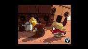 Angry birds star wars Първи български геймплей