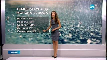 Прогноза за времето (06.06.2015 - централна)