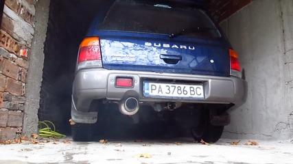 Subaru Forester sound