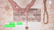 Домашна Бохо декорация: Как да си направим сами капан за сънища?