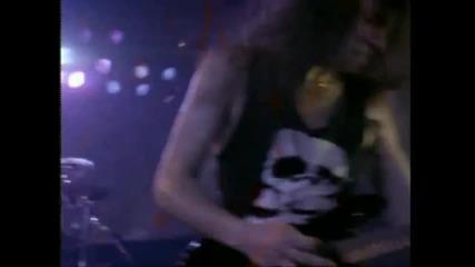 Metallica - Battery (live in Seattle 1989)