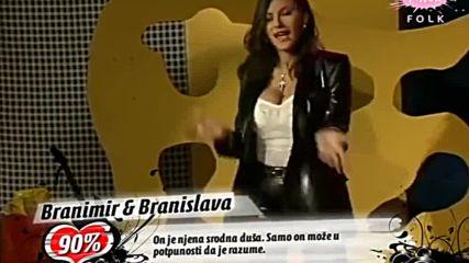 Ceca Raznatovic - Nije monotonija (hq) (bg sub)