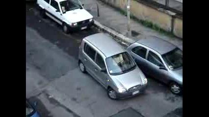 Женско паркиране