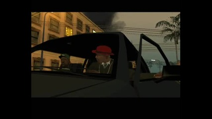 Gta San Andreas (100%) End of the Line