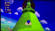 E3 2013: Sonic Lost World - Blurry Furry Gameplay