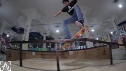 Mario Nikolov 5 tricks at Five High