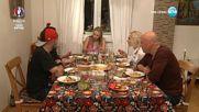Ирина Тенчева посреща гостите - Черешката на тортата (10.06.2016)