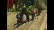 Кунг - Фу Панда (2008) Бг Аудио ( Високо Качество ) Част 2 Филм