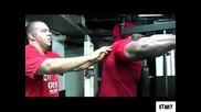 Зверска тренировка с Kai Greene - Част 1