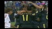 Челси - Милан 2:1 невероятнo красиви голове ( контролата на 25.07.2009)