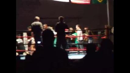 The Original Crazy 20 second Capoeira Mma Knockout!