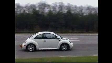 Ето как се тества Volkswagen