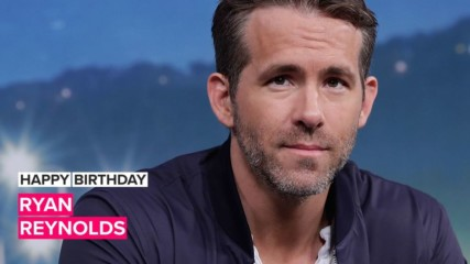 Bday boy Ryan Reynolds gives advice on being a father
