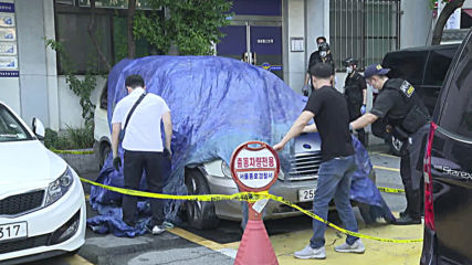 South Korea: Man dies after self-immolation in front of Japanese Embassy