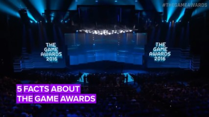 "What to expect at the ""Oscars of Gaming"" in L.A."