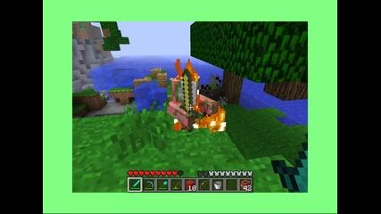 Как да призовем Pigman В Minecraft
