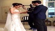 Сватбата на Неслихан и Кадир