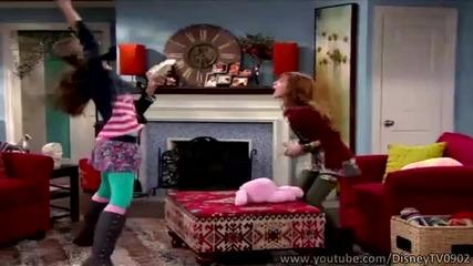 Shake It Up - Сезон 1 епизод 2 (част 1) Meatball It Up + Бг превод