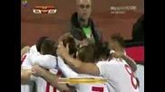 World Cup Англия - Сащ 1:1 - двата гола