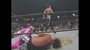 Wcw Nitro 1999 - Sting Vs Bret Hart - Wcw Title