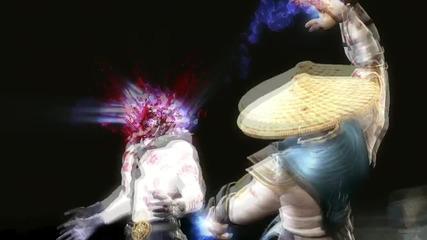Mortal Kombat 9 - Raiden Fatality #2