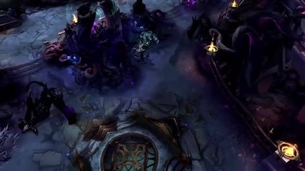 Rise of the Dragonslayers - League of Legends