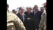 Libya: Italy's Gentiloni becomes first top Western official to meet govt. in Tripoli