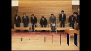 Японският премиер разпусна парламента и назначи предсрочни всеобщи избори