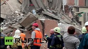 Russia: Building collapses in Perm, one person killed