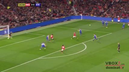 04.12.13 Манчестър Юнайтед 0 - 1 Евертън - Най-доброто от мача