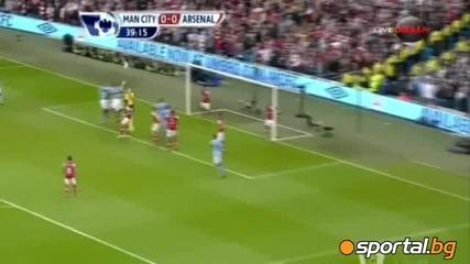Манчестър Сити 1:1 Арсенал