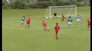 Liverpool U18 2 - 2 Millwall u18