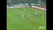Головете на Левски в UEFA
