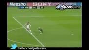 Гол на Фернандо Торес : Барселона - Челси 2-2