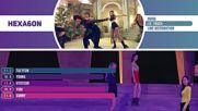 Girls Generation-ohgg - Lil Touch Line Distribution Color Coded