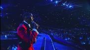 Don Omar - Vuelve ( Live Изпълнение ) + Превод