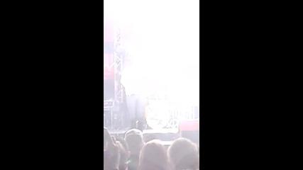 Conor Maynard-coca cola happy energy tour