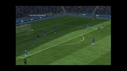 Fifa 11 Demo Goals