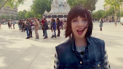 Премиера 2015*��* Carly Rae Jepsen - Run Away With Me/ Текст & Превод