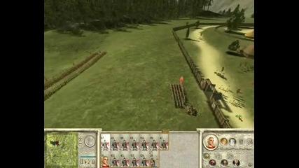 Diadochi Total War The Siege Of Gergovia част 3/3