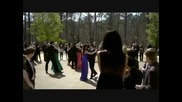 Elena and Damon Dancing Vampire Diaries Within Temptation - All I Need