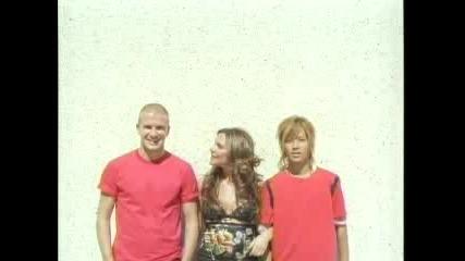 Victoria & David Beckham With Tomohisa Yamashita