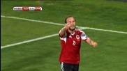 Албания 2 - 1 Армения ( квалификация за Европейско първенство 2016 ) ( 29/03/2015 )