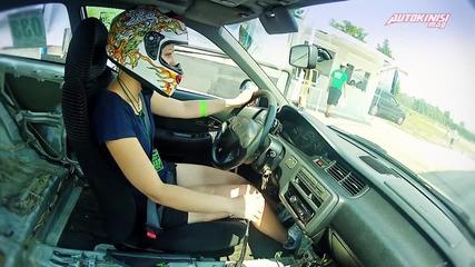 Honda Civic Eg vs Fiat Punto